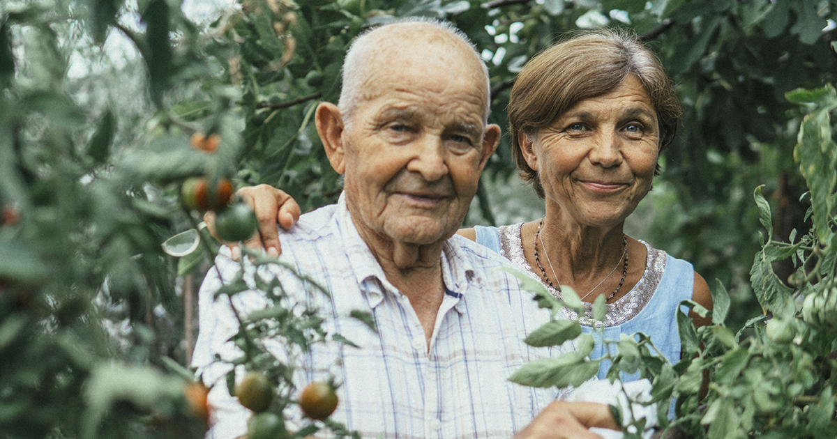 Hadassah Scientists Say Optimism Leads to Longevity Even After 85