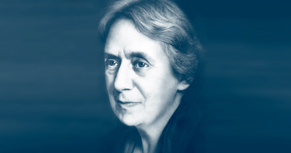 Biography Reveals Henrietta Szold's Bout With Psychogenic Blindness
