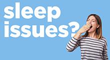 Hadassah On Call: Can't Sleep? Here's What Keeping Us Awake