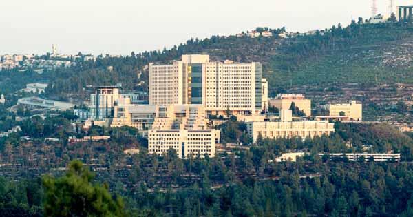 Hadassah Ein Kerem and Hadassah Mount Scopus Named Israel's Best Hospitals