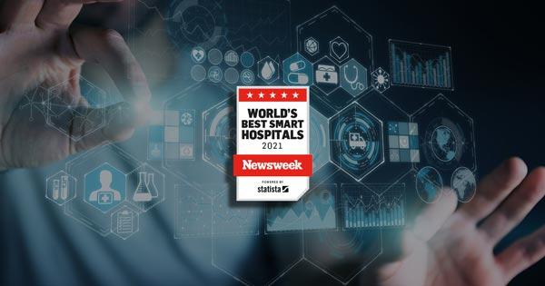 """Hadassah Ein Kerem Named One of World's Best """"Smart Hospitals"""""""