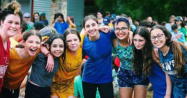 170 Young Judaeans Enjoy Summer Camp, with Hadassah's Help
