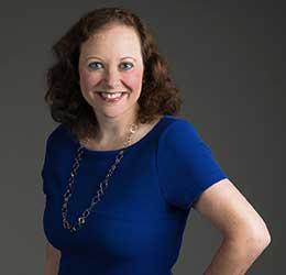 Hadassah CEO Naomi Adler - Photo Credit: Paige Thatcher