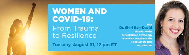 Women and COVID-19: From Trauma to Resilience