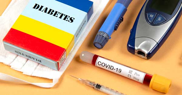 Study Links Blood Glucose Levels to Risk for Serious Case of COVID-19