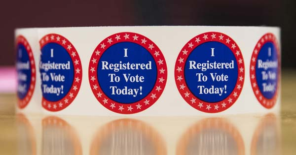 Be a Part of National Voter Registration Day!