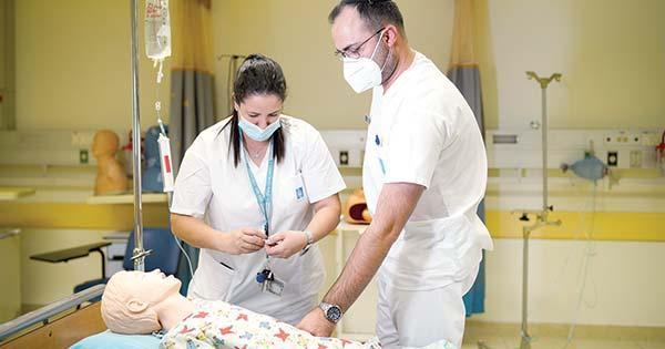 Impressive Success for Hadassah Nursing Graduates on Licensing Exam