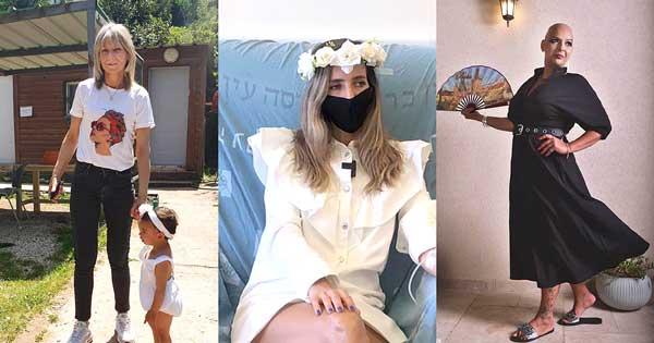 Three Courageous Women Battle Cancer at Hadassah's Sharett Institute