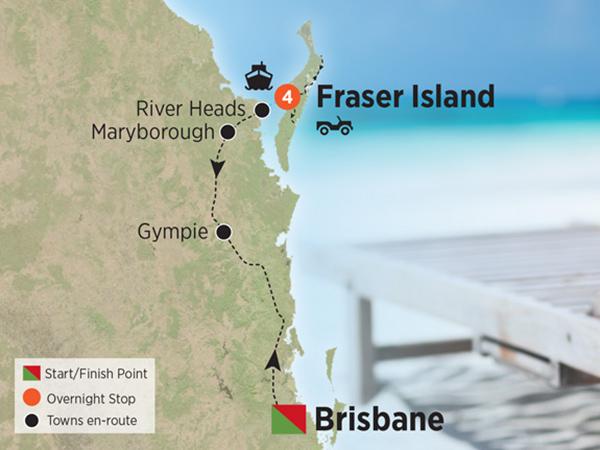 Fraser Island Festive Flair
