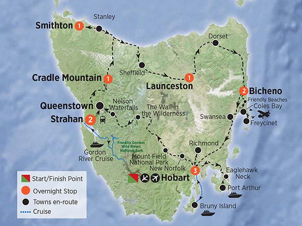 Tasmanian Grand Tour
