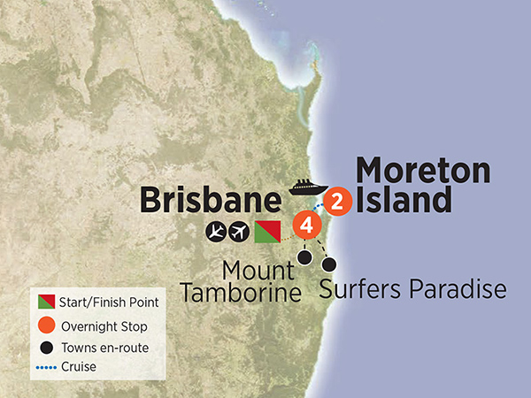 Brisbane Festival in the Sunshine State