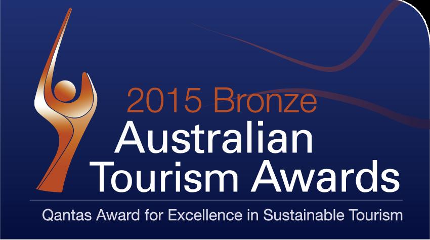 2015 AUSTRALIAN TOURISM AWARDS