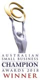 2018 AUSTRALIAN SMALL BUSINESS CHAMPION AWARDS