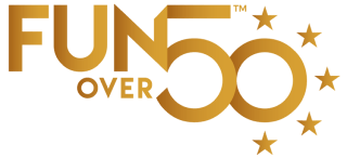 Fun Over Fifty logo
