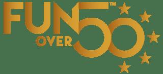 Fun Over Fifty logo