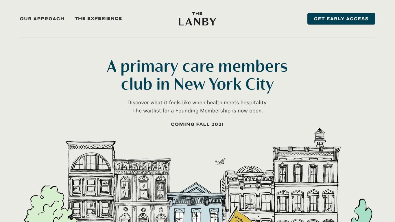 The Lanby