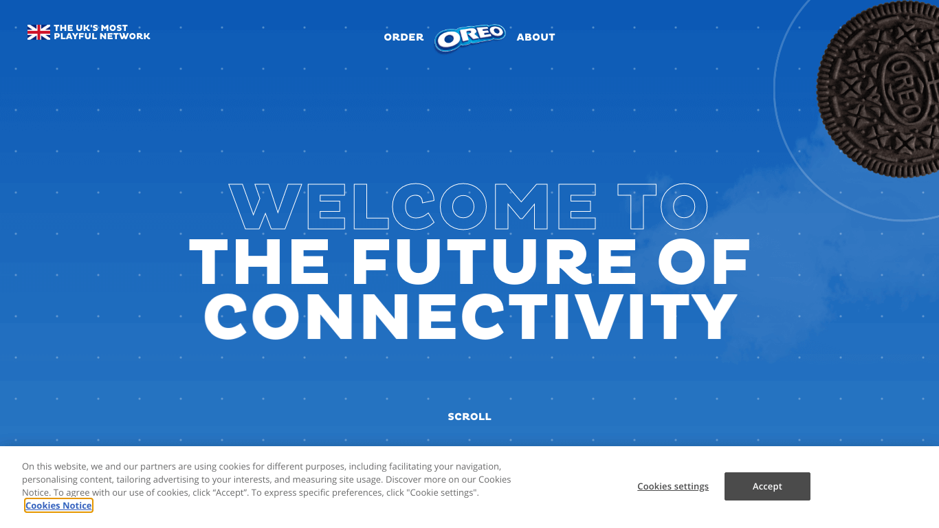 Welcome to the future of connectivity