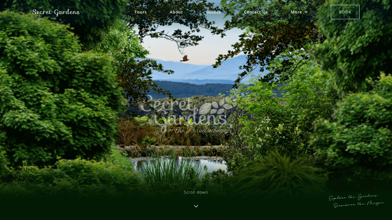 Secret Gardens of the Dandenong Ranges