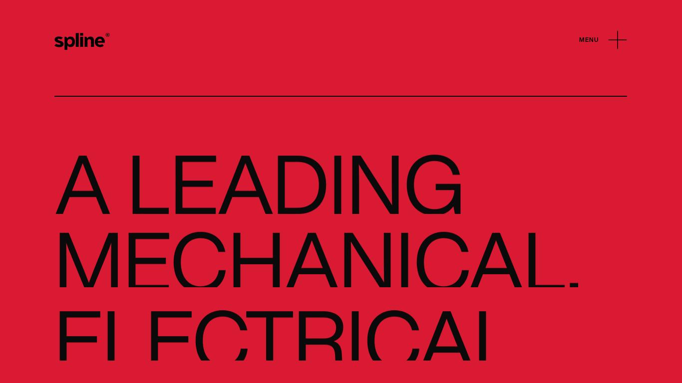 Spline → Mechanical & Electrical Engineering Experts → GTA