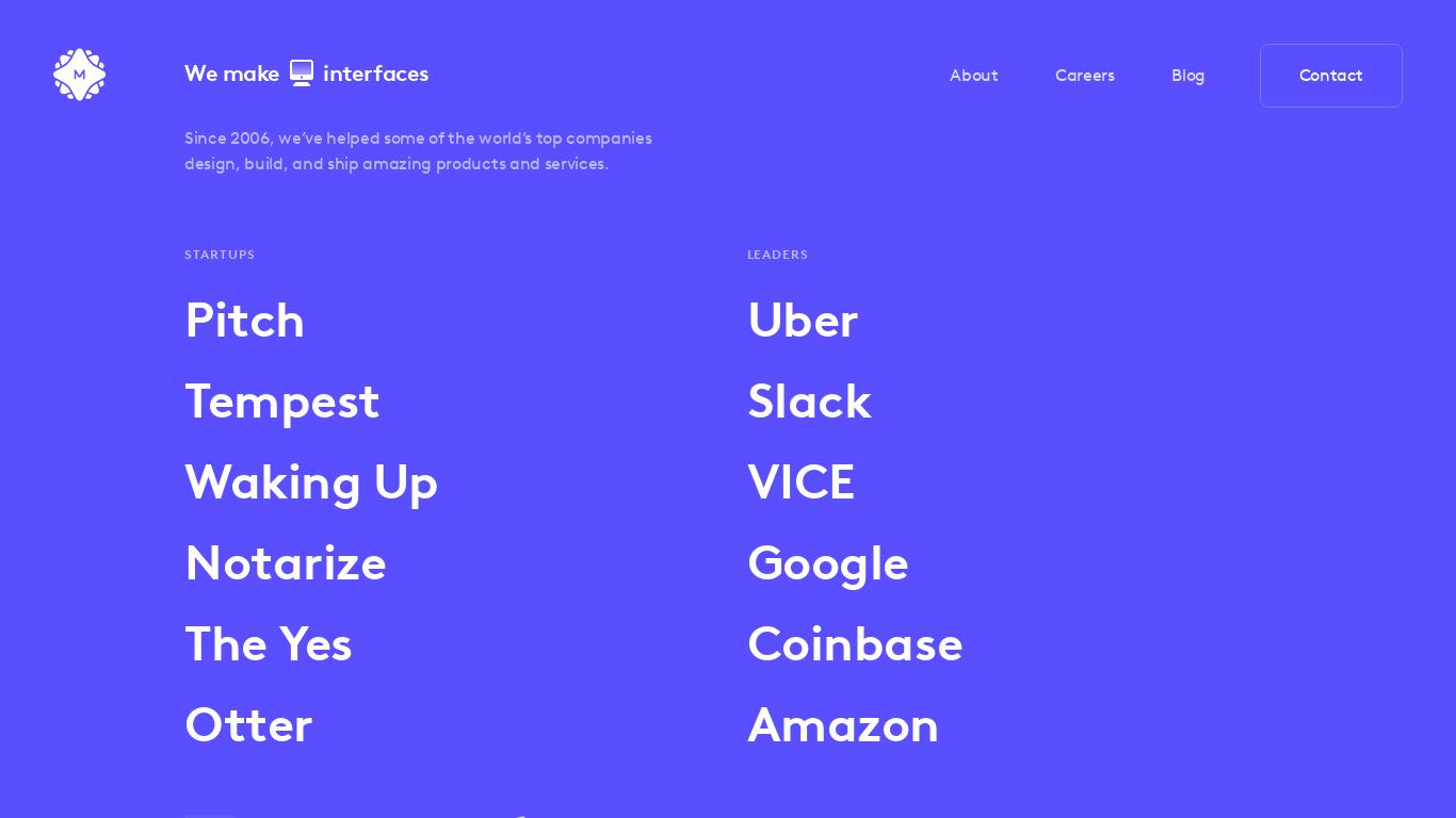 MetaLab | We make interfaces