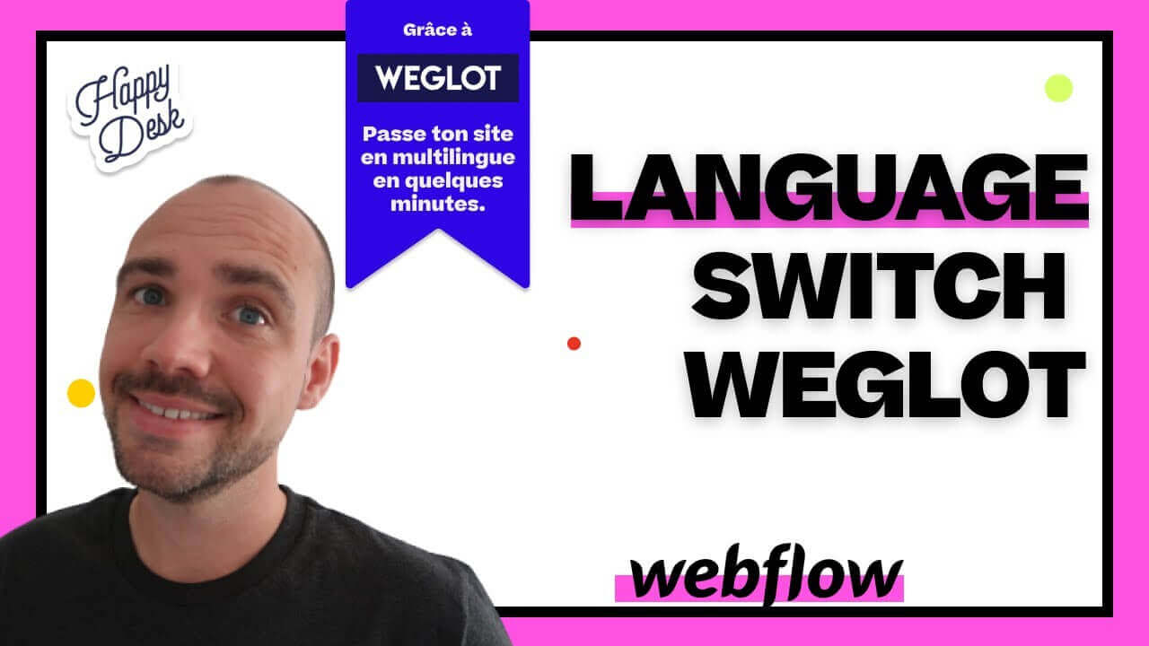 Comment Changer la position du Language Switch Weglot - 2020