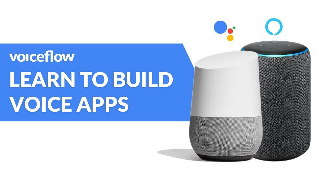 How to build voice apps without coding - #1: Our first voice app