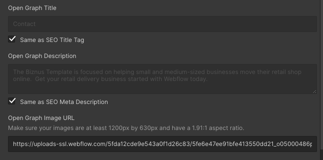 webflow サムネイル