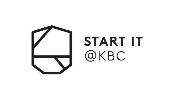 Start It @ KBC logo