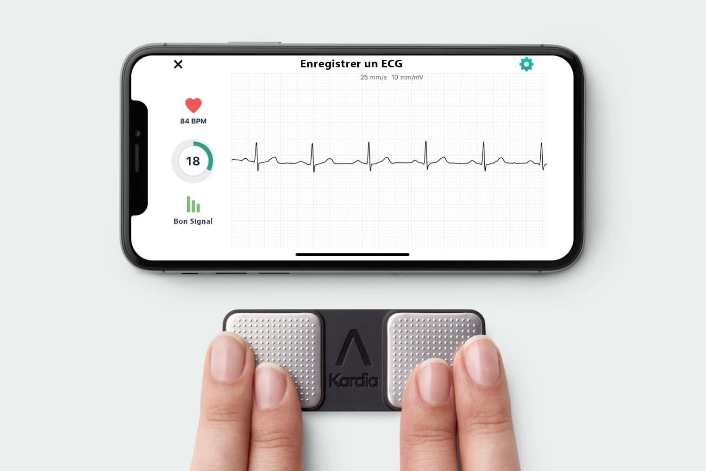 Un électrocardiogramme pour la maison
