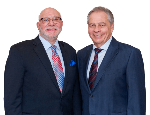 VCF lawyers Gregory Cannata and Robert Grochow