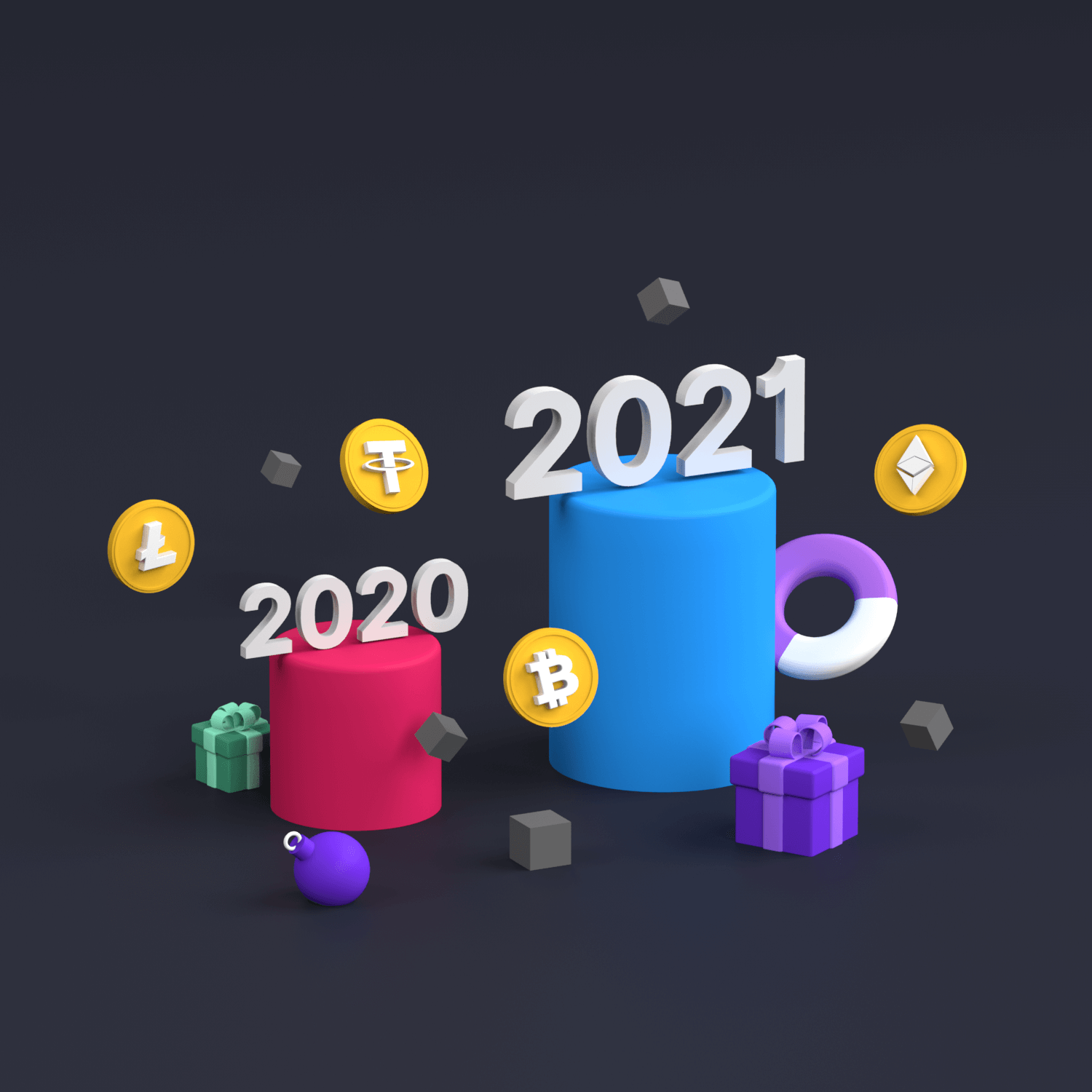 Revealed: Your Views on Crypto in 2020 — and What Will Happen in 2021