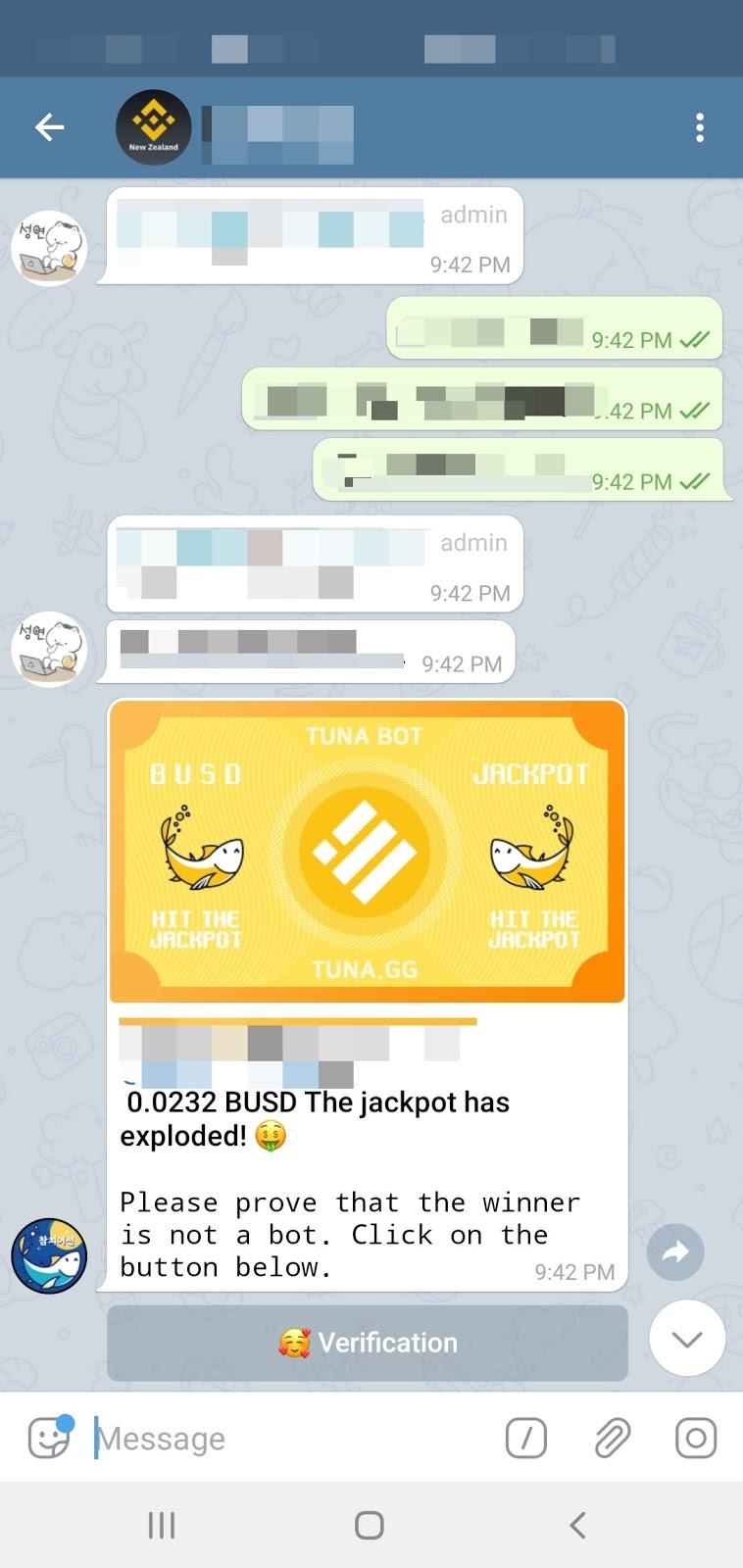 telegramtalk