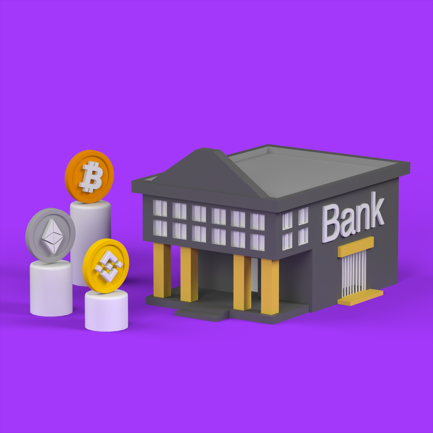 Will Cryptocurrencies and Blockchain Replace Banking and Finance?