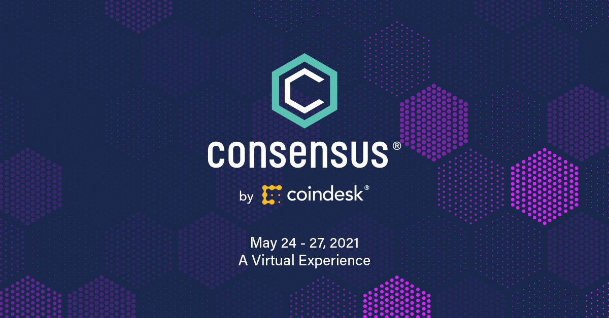CoinDesk TV's Coverage of Consensus 2021