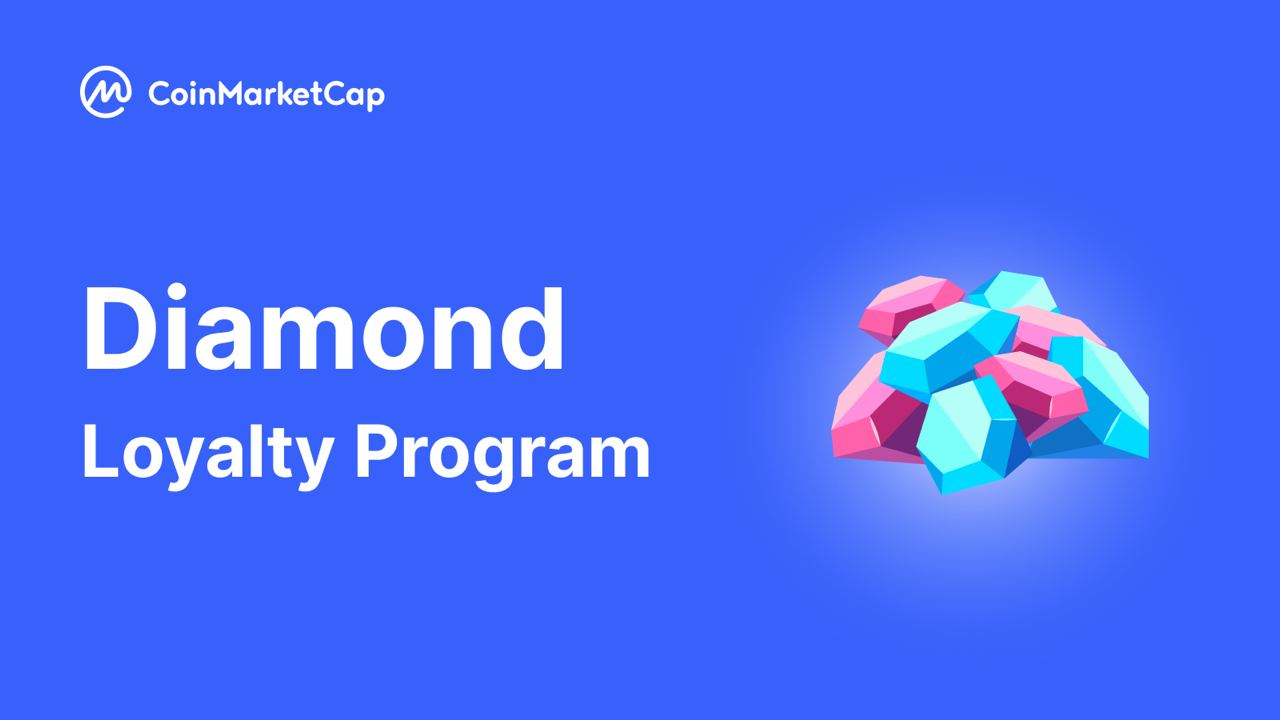 You Can Now Redeem Your CoinMarketCap Diamonds