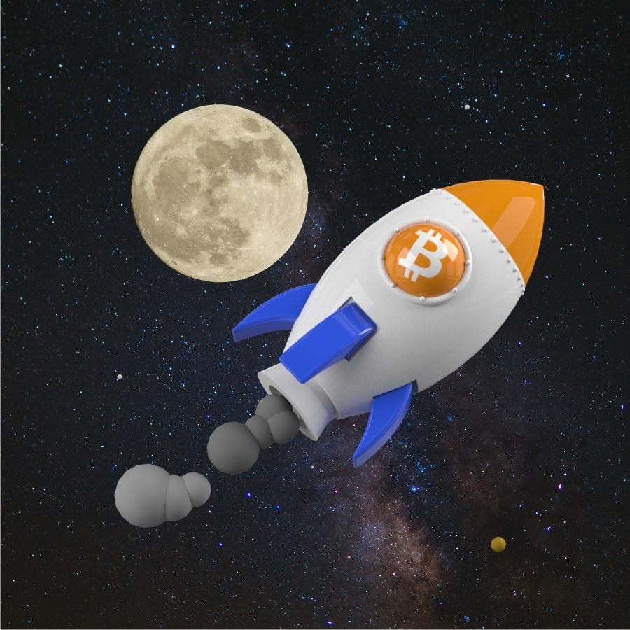 Crypto Space Balloons (Bitcoin, XRP, ETH +)