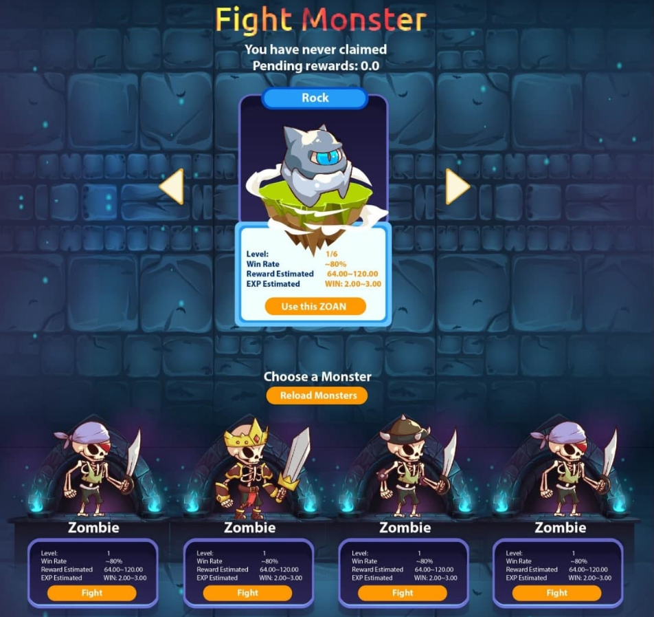 fightmonster