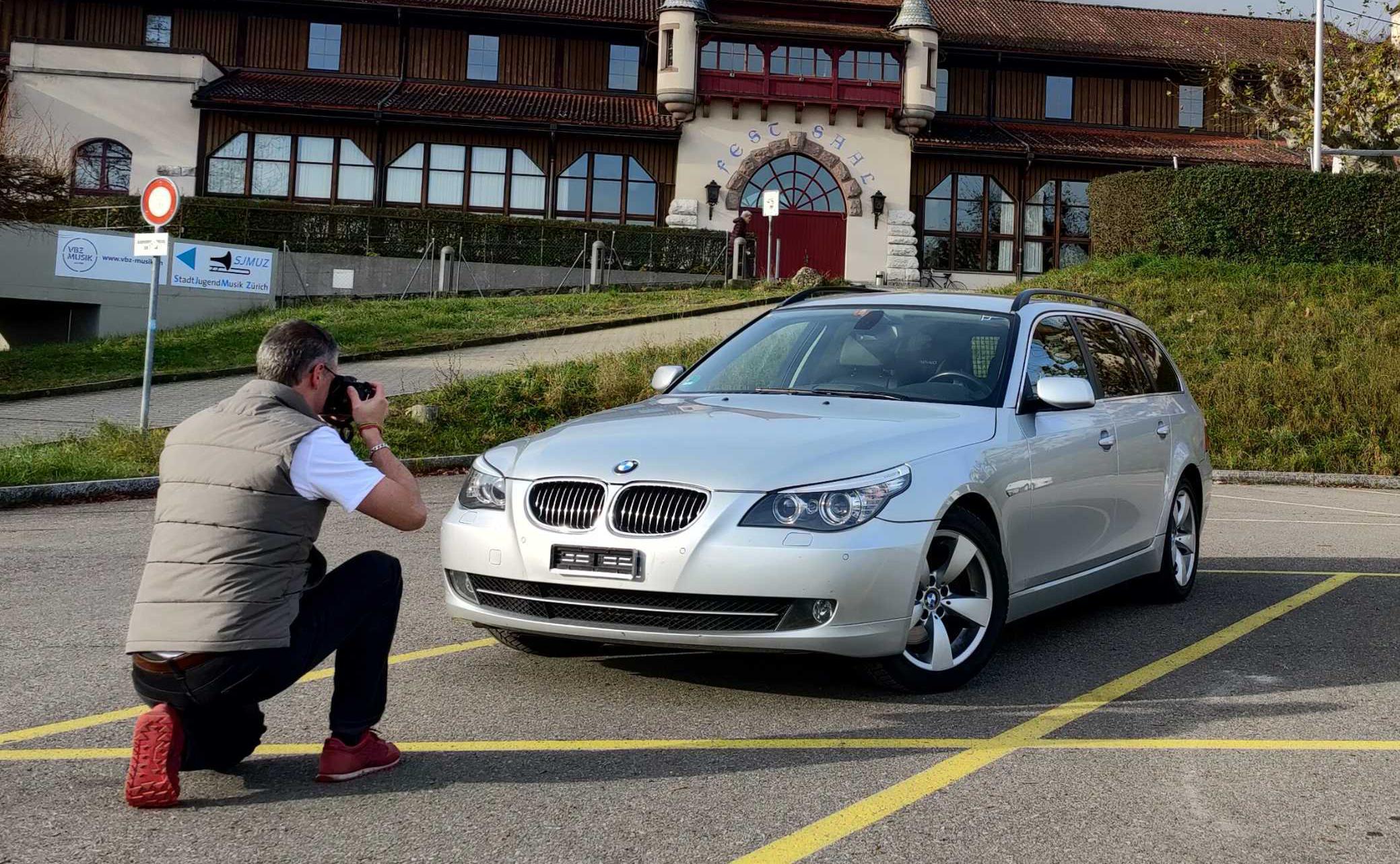 Fotografiere dein Auto wie ein Profi