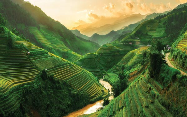 Hanoi & Ha Long Bay Day Cruise + Sa Pa Valley*