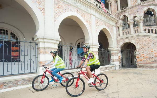 Kl Pitstop Foodie Cycling Tour*