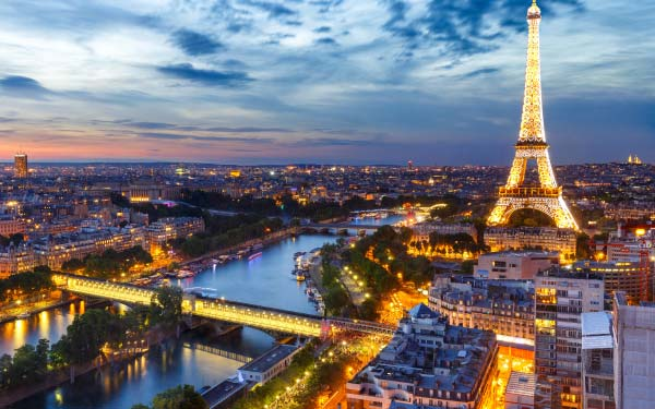 London & Paris Twin Cities By Eurostar*