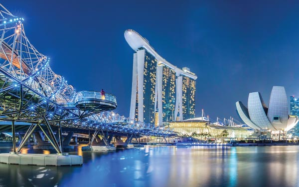 Singapore Welcome Package