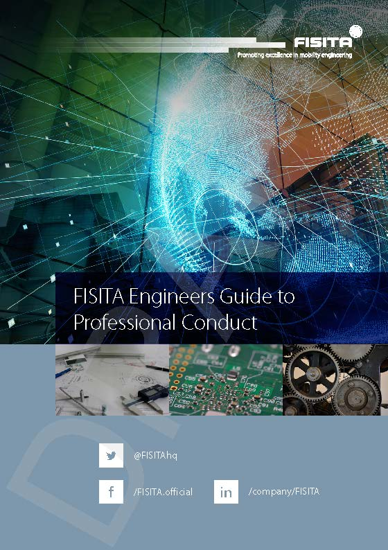 FISITA Engineers' Guide to Professional Conduct