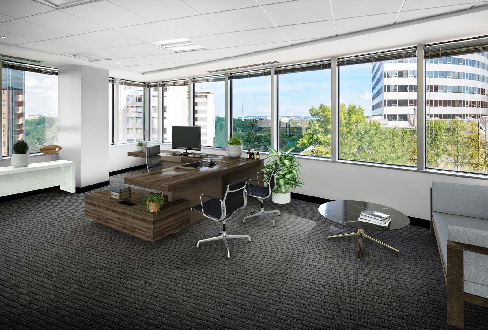 Executive Office *Virtual Staging