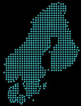 Solidmakarna karta