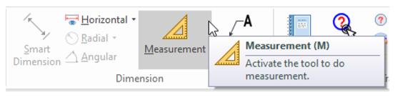 Measurement ironcad