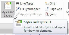 styles and layers