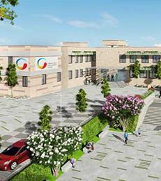 GIIS Bannerghatta Bangalore School Campus