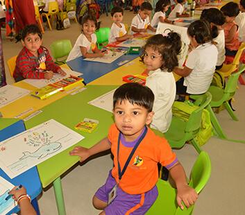 GIIS Bangalore Multi-Faceted Learning