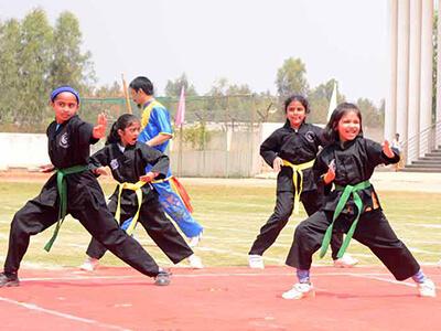 GIIS Bangalore Primary School